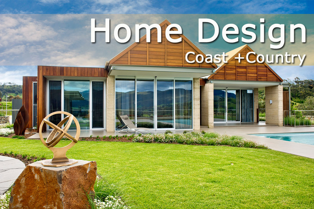 Queensland Home Design + Living - Home Design Coast + Country