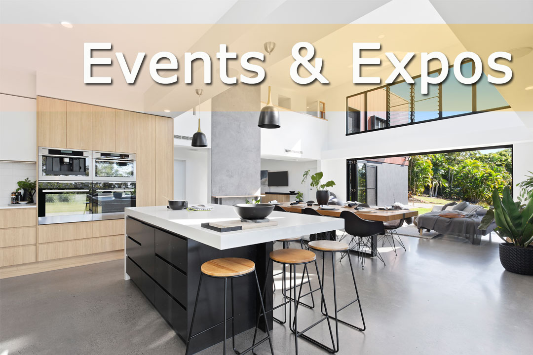Queensland Home Design + Living - Events & Expos