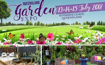 Queensland Garden Expo – July 2018
