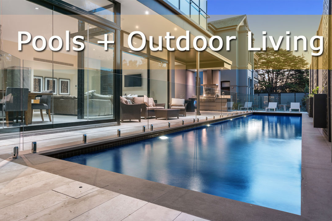 Queensland Home Design + Living - Pools + Outdoor Living