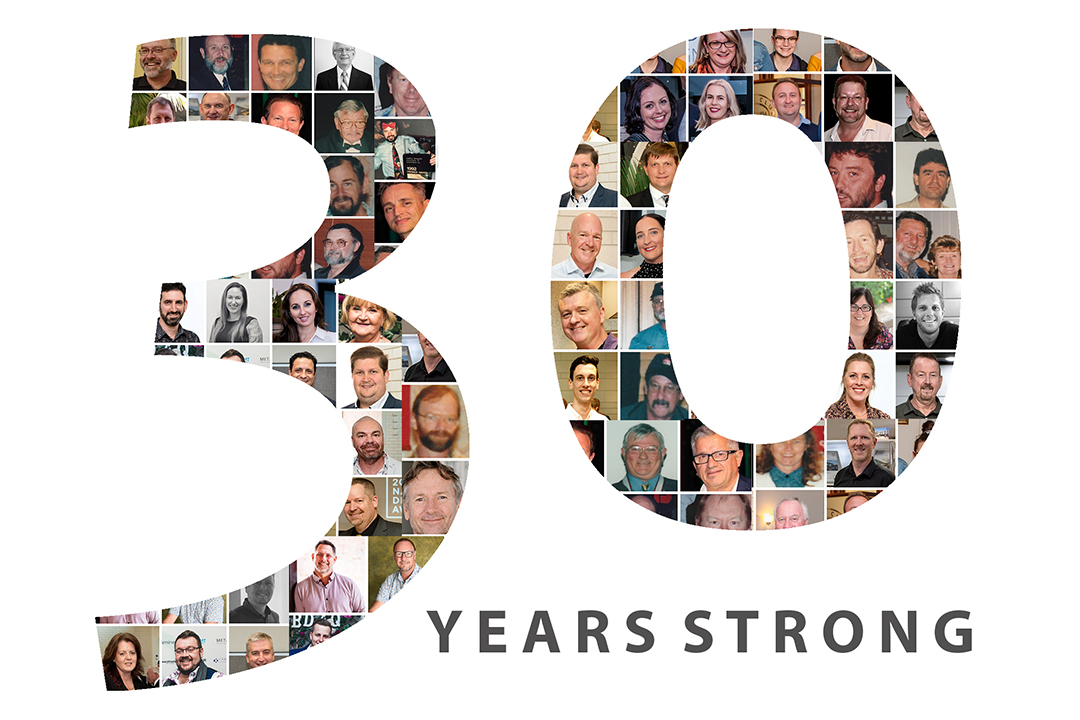 30 years of the Building Designers' Association of Queensland