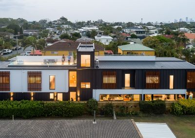 Winner: Multi-residential Project Up To 3 Storeys